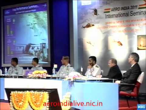 Lockheed Martin's C-130J aircraft re-engine programme: challenges & results [Aero India 2011]