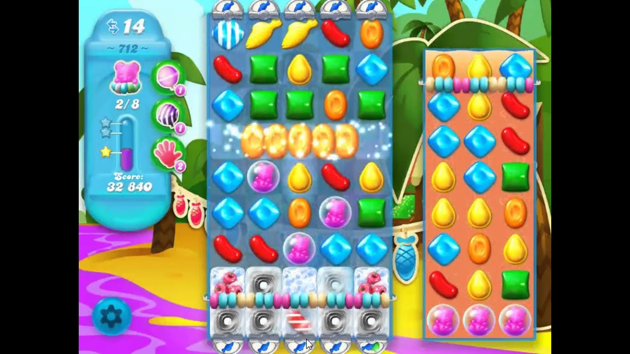 Play Candy Saga Crush Soda