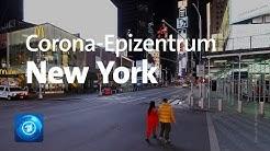 Coronavirus legt New York lahm