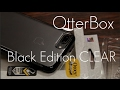 Otterbox Symmetry Case - Clear Black Edition - iPhone 7 & 7 PLUS - Review / Demo