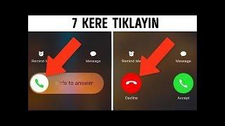 OLMAZSA OLMAZ YENİ 16 GİZLİ TELEFON ÖZELLİĞİ VE KENDİN YAP MARİFETİ