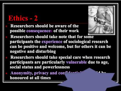 Evaluating Sociological Research Methods