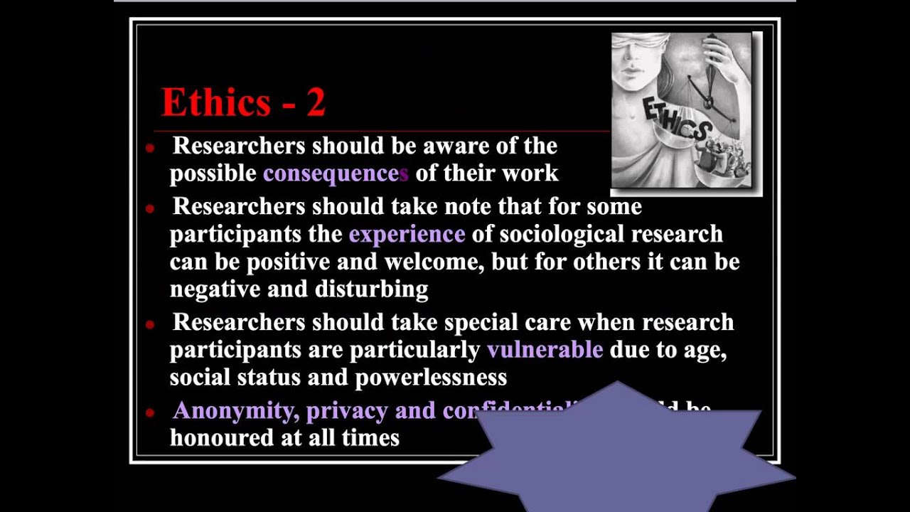 sociological research essay Sociological research methods are not simply neutral tools: they are linked with the ways in which social scientists envision the connection between different viewpoints about the nature of social.