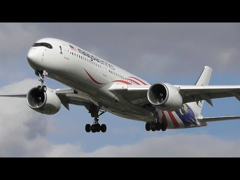 Evening Plane Spotting at London Heathrow Airport, LHR | 23-03-18