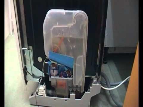 Problemas desbordamiento lavavajillas edesa le 031s youtube - Como limpiar un lavavajillas ...