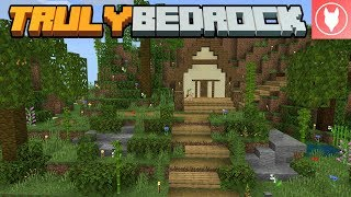Truly Bedrock SMP: Episode 6 - First Landscaping Project