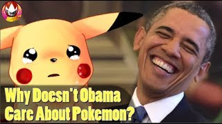 Pokemon Doesn't Matter to Former President Obama in a Recent Video?