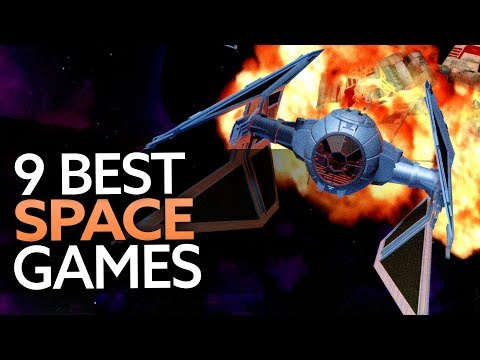 The 9 Best Space Games On Pc Youtube