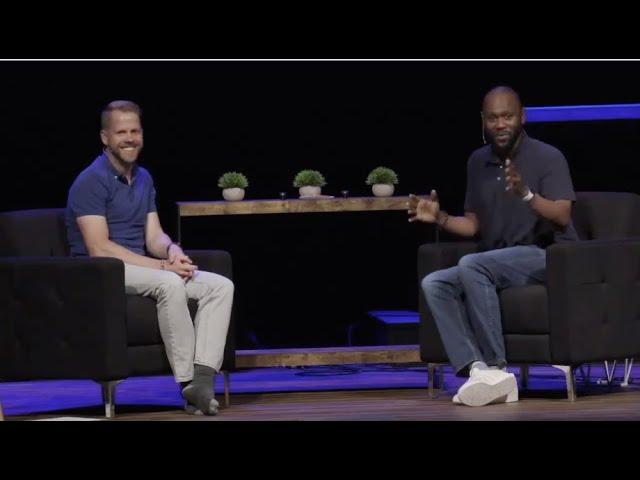 A conversation on racial reconciliation part 1