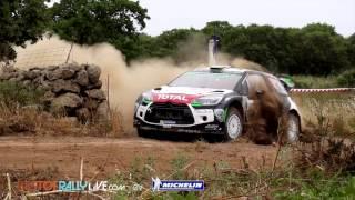 Vid�o Leg 1 - 2015 WRC Rally Italia Sardegna