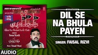 Karbala ka Matam (Naye Nohe) | Dil Se Na Bhula Payen : FAISAL RIZVI (Audio) | Islamic Music