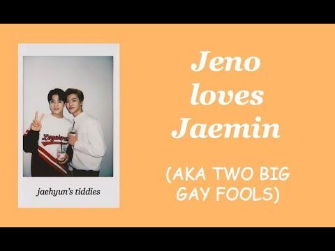 Jeno Loves Jaemin