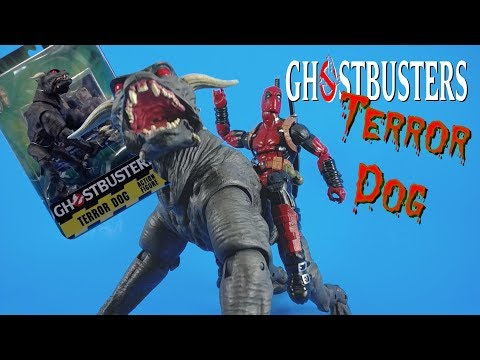 diamond-select-ghostbusters-series-5-terror-dog-action-figure-review