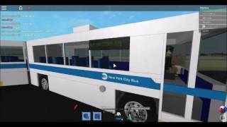 (ROBLOX/TBT) Small bus Action at Pelham Bay Park