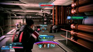 Mass Effect 3 Gameplay Xbox 360 - Part 2 - Priority: Mars (Finding Liara) | WikiGameGuides