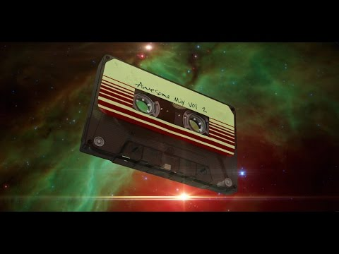 Silver ~ Wham Bam Shang-A-Lang [Guardians of the Galaxy: Vol. 2] ~ Music Video