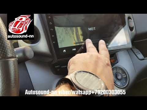 "Штатная Магнитола Toyota RAV4 9""(8 ядер 2/32)android 8.1"
