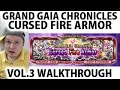 Brave Frontier Global Grand Gaia Chronicles Cursed Fire Armor Vol3 Walkthrough