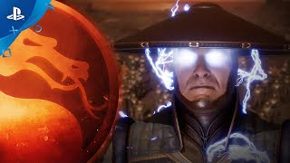 Mortal Kombat 11: Aftermath – Official Launch Trailer | PS4