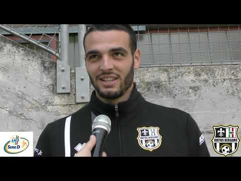 Villafranca Veronese-Virtus Bergamo 1909 0-1, 8° giornata d'andata Serie D Girone B 2018/2019