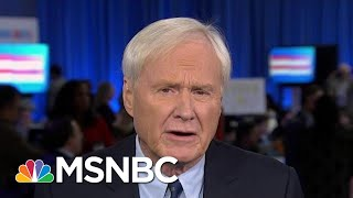 Chris Matthews Says Trump Should Be 'Worried' About Sondland Flipping | MSNBC