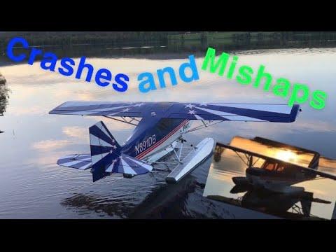 RC seaplane event,