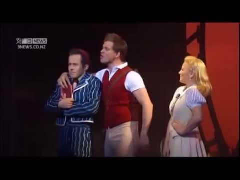Wicked Australia - Dancing Through Life (Suzie Mathers, Steve Danielsen, Jemma Rix)