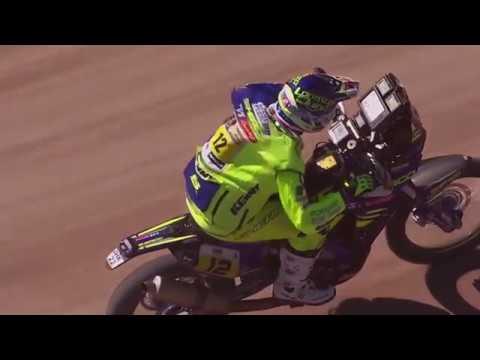 Dakar 2017 best of moto