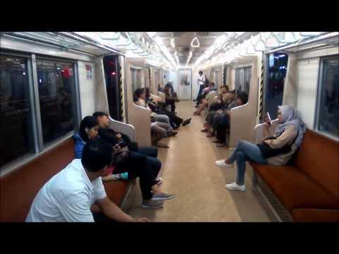 Jakarta By Train