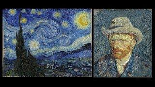 Ciao a tutti ho realizzato questo nuovo video dedicato alla bellissima opera d'arte notte stellata è un dipinto del pittore olandese vincent van gogh, realiz...