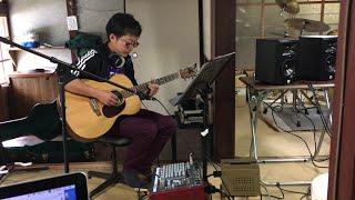 tomisatoSongs / Acoustic Guitar recording part1 / take1〜11
