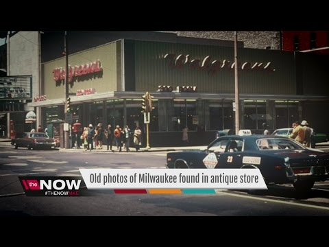 Old photos of Milwaukee found in antiques store