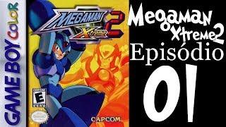 Megaman Xtreme 2 - Episódio 1 - swordlunge