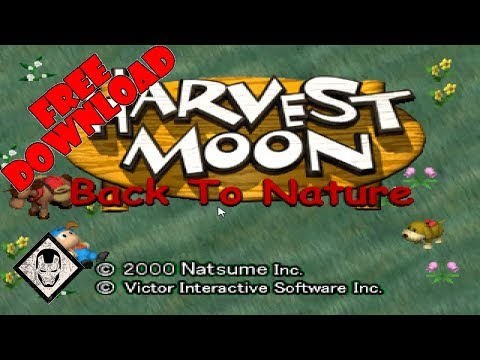 download harvest moon back to nature versi indonesia bagas31