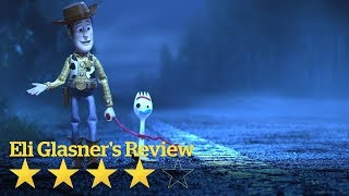 Toy Story 4 review: Forky joins Woody and Buzz in Pixar sequel