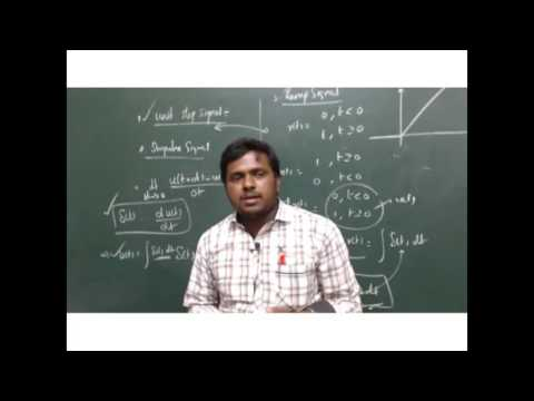 Classification of signals for UPSC Electrical Engineering