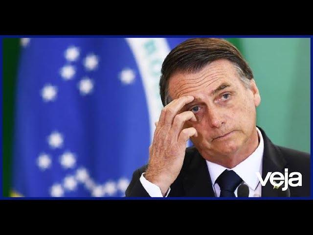 Giro Veja: Bolsonaro diz não ao pacto migratório