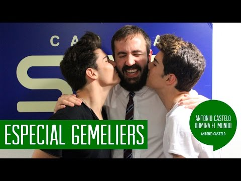 Antonio Castelo Domina el Mundo (2x43) – Especial Gemeliers - OhMyLol en Cadena Ser