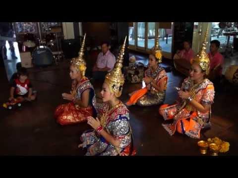 Thai Classical Dance @ Det 5 Merit-making Ceremony June 30th, 2013