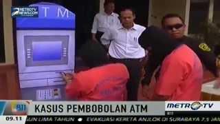 Pembobol Kartu ATM Berakhir Tragis #18 Maret 2015