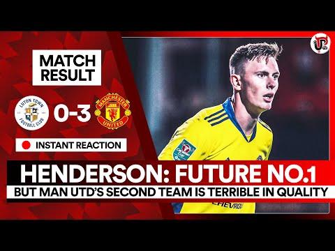Henderson & Greenwood: The FUTURE | Luton 0-3 Man Utd