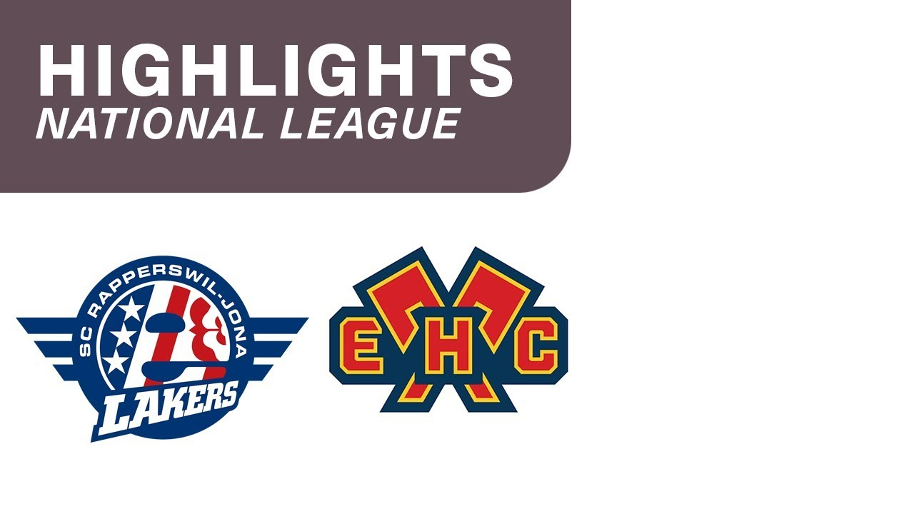 SCRJ Lakers vs. Biel 5:4 n.V. - Highlights National League
