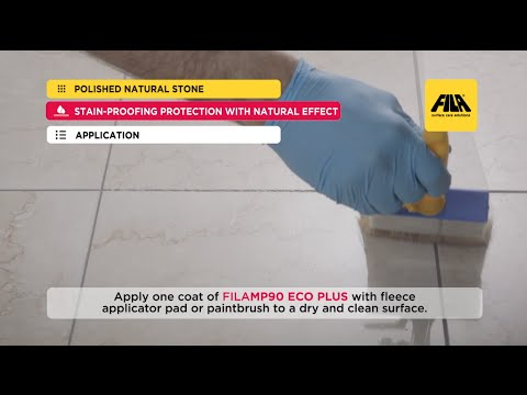 MP90 ECO PLUS  Water Based Natural Look Penetrating Sealer