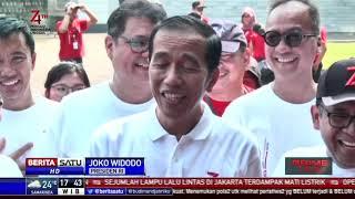 Jokowi Adakan Family Gathering Kabinet Kerja di Istana Bogor