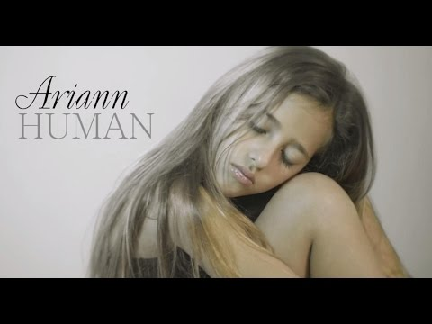 Christina Perri - Human - by 8 years old ARIANN cover