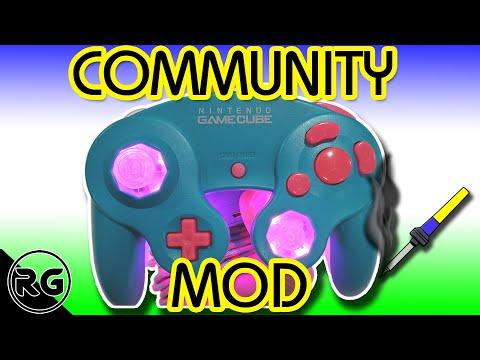 Gamecube Controller Mod - The Community Mod - Part 4 - Finale
