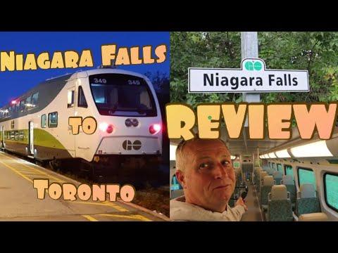 Niagara Falls GO Train Review
