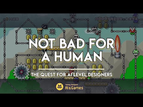 """Not Bad For A Human"" 
