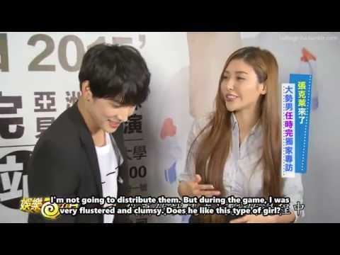 [Eng Sub] 2015.05.16 - 100% Entertainment - Interview with Im Siwan - CUT