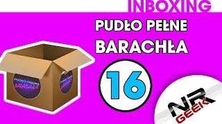Pudło Pełne Barachła #16 - grudzień 2017 - Inboxing #16